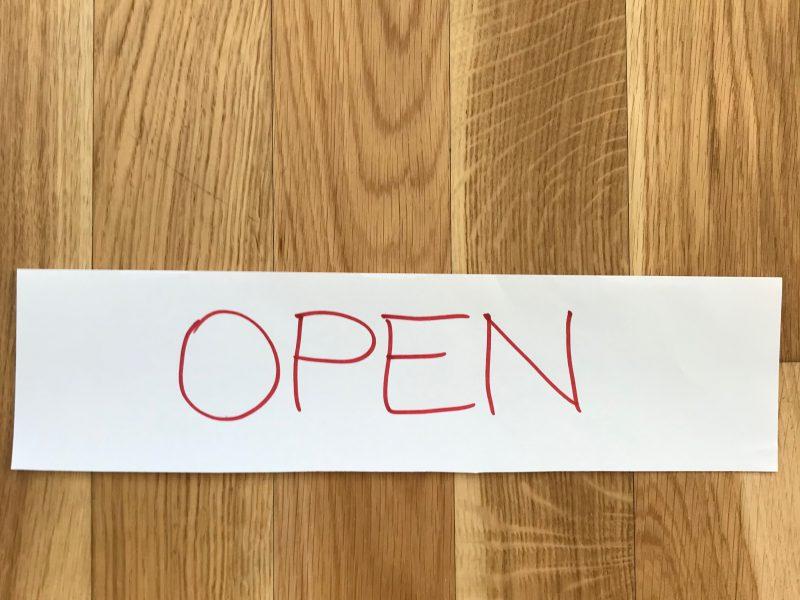 Geöffnet | W-LAN